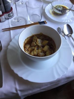 2度目のスペイン(マドリードのステイ先で好評だったカレースープ編) - 酵素石けんとうさとの服と。