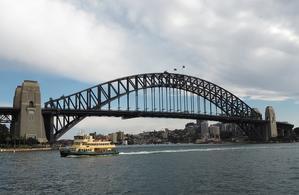 オーストラリア旅行記~ハーバーブリッジ&オペラハウス~ - Living in Tokyo ~7年目にしてやっと慣れてきた?~