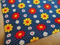 vintage布を使って手作り小さいトートバック - 気ままなヴィンテージ生活