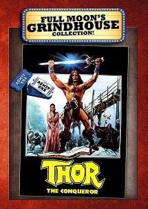 「怒りの戦士/グレート・トア」 Thor il conquistatore  (1983) - なかざわひでゆき の毎日が映画三昧