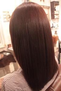 矯正毛と久々のカラーの注意点。 - HAIR DRESS  Fa-go    武蔵浦和 美容室 ブログ