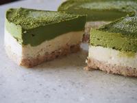 抹茶とチーズケーキのロースイーツ - bauletto