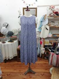 ノースリーブワンピース - warmheart*洋服のサイズ直し・リフォーム*