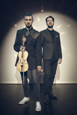 Adam Ba?dych & Krzysztof Dys (アダム・バウデイヒ & クシュストフ・ディス)公演は来週 -