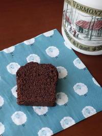 ココアとメープルシロップのパウンドケーキ - Baking Daily@TM5