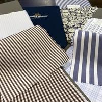 オーダーシャツのプレミアム生地3,000円OFFフェア始まります! - 'k'not ordinary