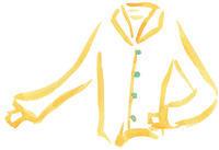 長袖のシャツ - ことりごと2