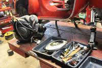 30年は中々ね - vespa専門店 K.B.SCOOTERS ベスパの修理やらパーツやらツーリングやらあれやこれやと