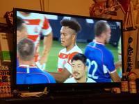 ラグビーワールドカップ開戦 - かえるネコ