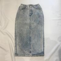 デニムスカート - 「NoT kyomachi」はレディース専門のアメリカ古着の店です。アメリカで直接買い付けたvintage 古着やレギュラー古着、Antique、コーディネート等を紹介していきます。