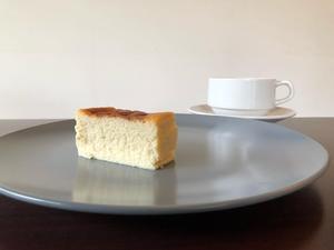 土曜日限定!自家製チーズケーキ - Trieste日記