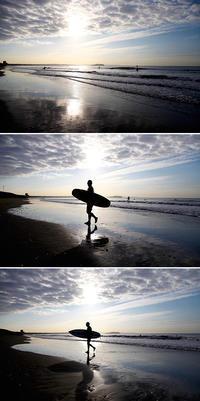 2019/09/20(FRI) 今朝も秋風を感じる海辺では.........。 - SURF RESEARCH