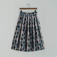 "GRANDMA MAMA DAUGHTER ""はなおび"" タックプリーツスカート - KATO` GRANDMA MAMA DAUGHTER OnlineShop blog"