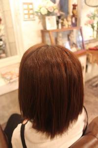 リタッチ矯正の重要性。 - HAIR DRESS  Fa-go    武蔵浦和 美容室 ブログ