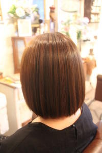 ハイライト・ローライトを入れたスタイル - HAIR DRESS  Fa-go    武蔵浦和 美容室 ブログ