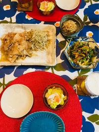 フライパン1本勝負de茶色い生姜焼き! - ワタシの呑日記