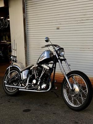 ショベラーズさま - Cyla motorcycle DEPT.