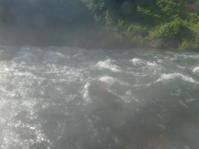 2019年9月15日大分県日田市三隈川大山川鮎釣り友釣り - 川と海と友