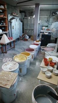■釉薬で悩む■ - ちょこっと陶芸