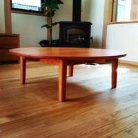 ・チェリーのラウンドローテーブル - works //『世界一小さな、世界最良品質の家具ブランドを目指して』