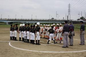 第19回富田林ロータリークラブ旗争奪少年軟式野球 第8日目 - 大阪府富田林少年軟式野球連盟です。