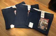 アメリカ仕入れ情報#34デッドストック90s~ MADE IN U.S.A デッキーズ WORK PANTS - ショウザンビル mecca BLOG!!