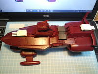 0921 - Hyper weapon models 模型とメカとクリーチャーと……