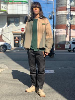 """JieDa""<<SWITCHING JACKET>>Style~KODAI~ - DAKOTAのオーナー日記「ノリログ」"