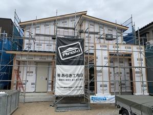 「格子を活かしたプライベート住宅」@内灘 - 株式会社 あらき工務店 / 一級建築士事務所 あらき工務店 @ARAKI Building Contractor's Office