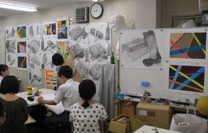 2学期が始まって早くも3週間。2019.9.20 - 教室通信/松尾美術研究室