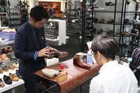 遂に発売スタートです! - 玉川タカシマヤ靴磨き工房 本館4階紳士靴売場