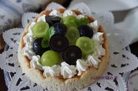 Gâteau de raisin - SABIOの隠れ家