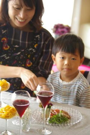 9月料理教室レポート8と林檎の練り香水 - sweet+