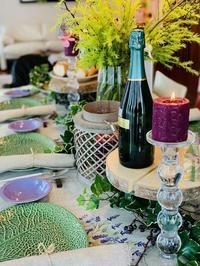 テーブルコーディネート講座初級編 - Table & Styling blog