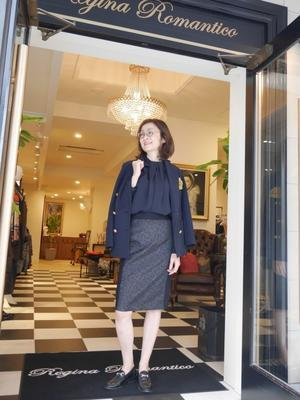Message clothing【ムク】は商売繁盛♪ - REGINA ROMANTICO Official Blog
