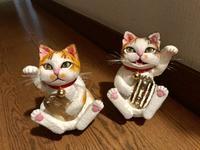 とりあえず招き猫になった様子 - UTAGAWA式せかい