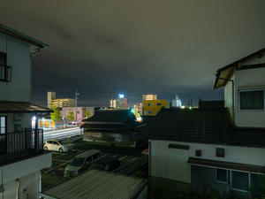 台風最接近 - de temps en temps