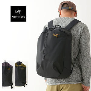 ARC'TERYX [アークテリクス正規代理店] Arro 20 Bucket Bag [24017] アロー 20 バケットバッグ / デイパック / バックパック MEN'S/LADY'S - refalt blog