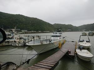 接近中 - チャーターボート ASURA