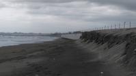 台風15号による海岸浸食で一松海岸清掃が中止に - ながいきむら議員のつぶやき(日本共産党長生村議員団ブログ)