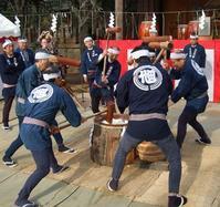 グルメから見た世田谷の歴史 代田の武士の餅つき - 東京徒士組の会