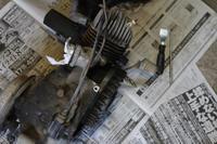 カッチカチ系50s - vespa専門店 K.B.SCOOTERS ベスパの修理やらパーツやらツーリングやらあれやこれやと
