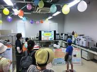 【大気・化学物質研究室で行っている調査を紹介します!~番外編大声コンテストの結果~】 - ぴゅあちゃんの部屋