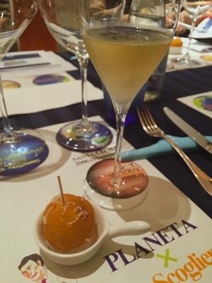シチリアワインのプラネタ社×赤坂スコリエーラ - ユキキーナの日記