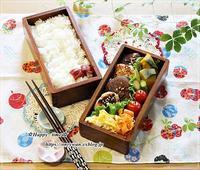 シイタケつくね弁当と今週の作りおき♪ - ☆Happy time☆