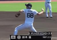 鈴木優投手、21試合目の登板 - サマースノーはすごいよ!!