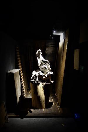 木の根 置物  - SOLiD「無垢材セレクトカタログ」/ 材木店・製材所 新発田屋(シバタヤ)