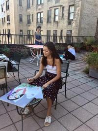 N Yミレニアム世代のクリエイティブな癒し - NY人生一瞬先はバラ色