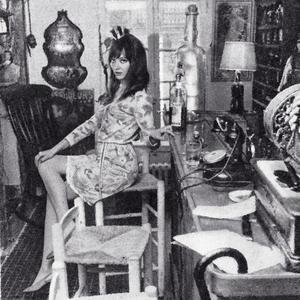 アンナ・カリーナ(Anna Karina)・・・美女落ち穂拾い190922 - 夜ごとの美女