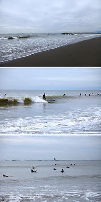 2019/09/21(SAT) この時間帯は潮が上げウネリが割れづらい - SURF RESEARCH
